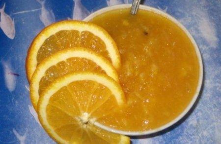Рецепт Варенье из апельсин