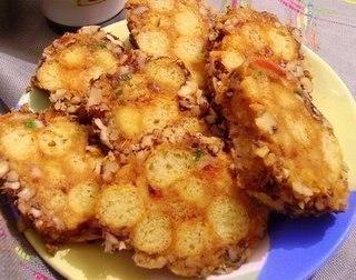 Рецепт Пирожное из кукурузных палочек