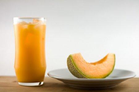 Рецепт Дынно-апельсиновый фреш