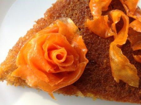 Рецепт Тыквенный пирог. Без яиц.