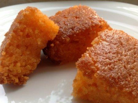 Рецепт Арабские сладости. Басбуса египетская.