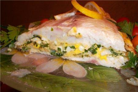 Рецепт Рыбка с сюрпризом