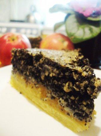 Рецепт Мазурек с яблоками и маком - традиционный польский пирог