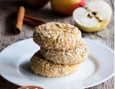 Рецепт Яблочные сырники без муки