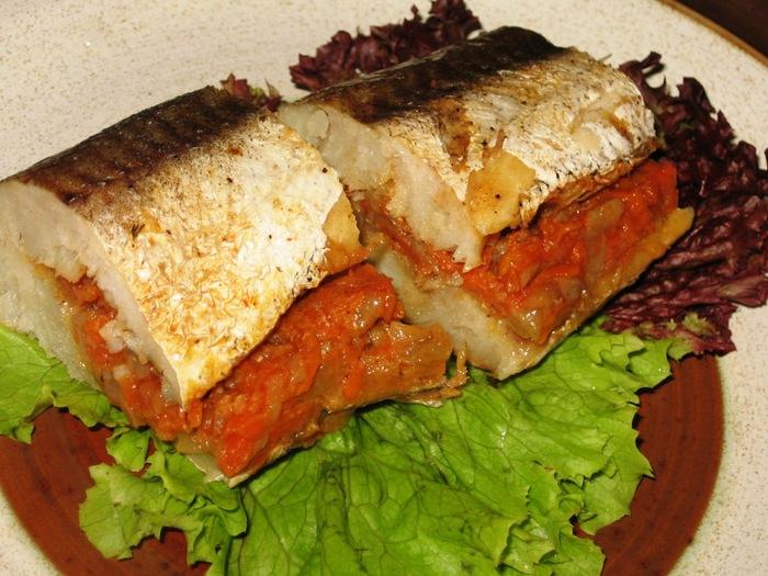 Рыба хек рецепты с фото