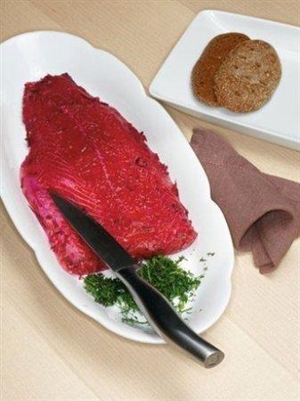Рецепт Свекольный лосось