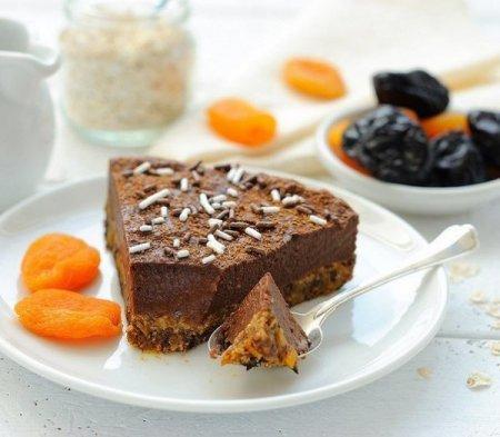 Рецепт Веганский шоколадный пирог