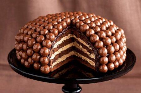 Знаменитый Maltesers cake