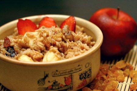 Рецепт Рис с фруктами