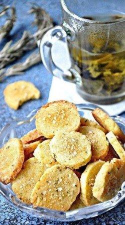 Рецепт Розмариновое печенье