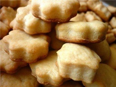 Рецепт Печенье из плавленных сырков