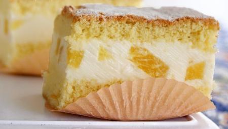 Рецепт Торт с творожным кремом и ананасами