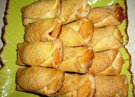Рецепт Творожное печенье с мармеладной начинкой