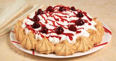 Рецепт Австралийский торт-безе