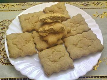 Рецепт Ржаные лепешки