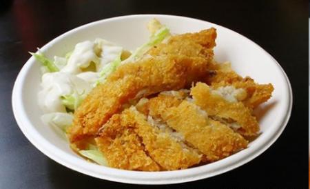 Рецепт Белая рыба в кляре из овсяных хлопьев