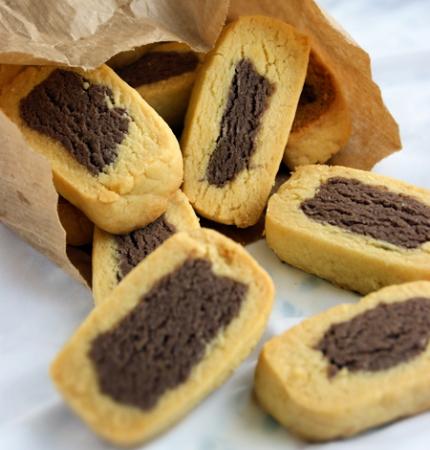 """Рецепт """"Шоколадные пальчики"""" - вкусное и забавное печенье"""