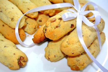 Рецепт Ореховые палочки