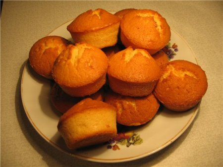 Рецепт Тыквенно-ореховые маффины