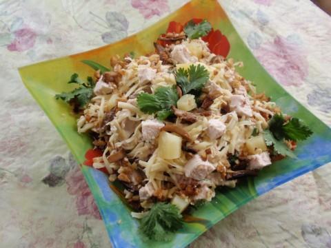 салат сытный папа рецепт