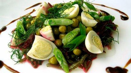 Рецепт Салат из свеклы и морской капусты