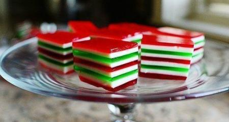 Рецепт Желейные пирожные
