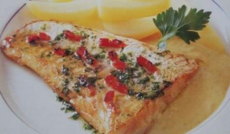 Рецепт Рыбка в молоке