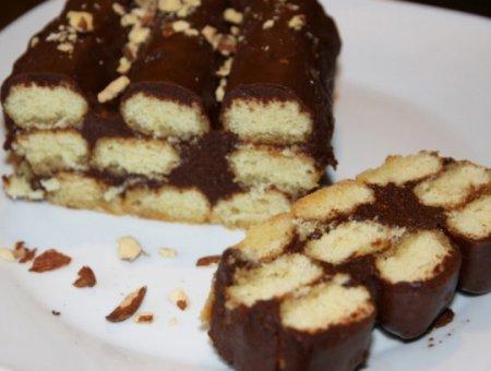 Итальянский ореховый торт рецепт с фото