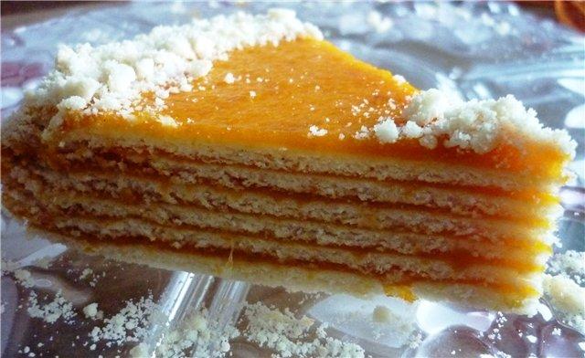 торт жозефина рецепт
