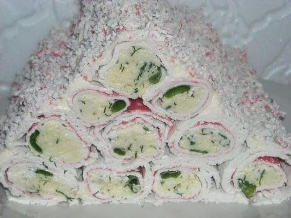 Рецепт: Торт Монастырская изба - упрощенный вариант без ...