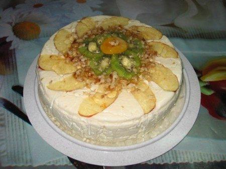 """Торт """"Морозко"""""""