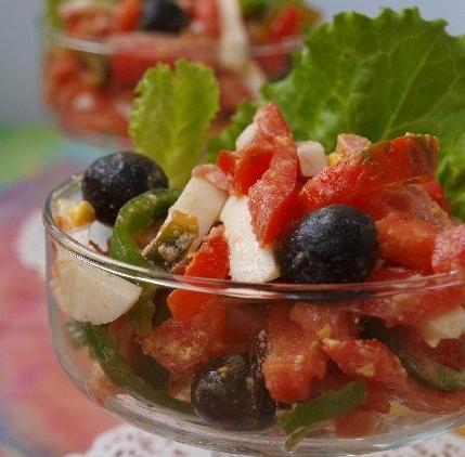 Салат арагонский рецепт с