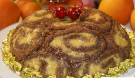 """Рецепт Торт """"Рождественская бомба"""""""