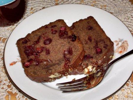 Рецепт Черемуховый кекс