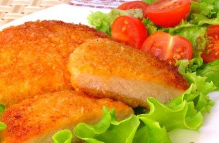 Рецепт Свинина, жаренная с сыром