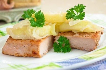 Рецепт Свинина «Ароматная»