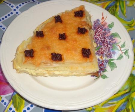 Рецепт Сырно-творожные мини-пироги из лаваша