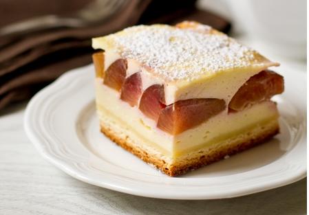 Рецепт Тюрингский пирог со сливами