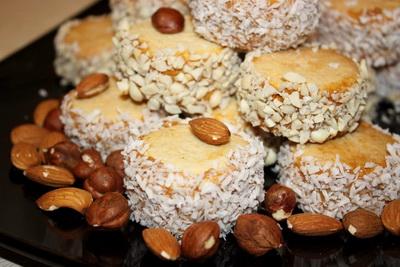 Рецепт Печенье Альфахорес