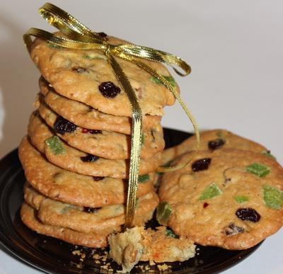 Рецепт Печенье с цукатами