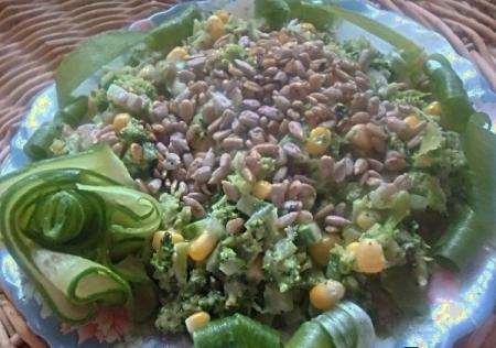 Рецепт Брокколи-салат