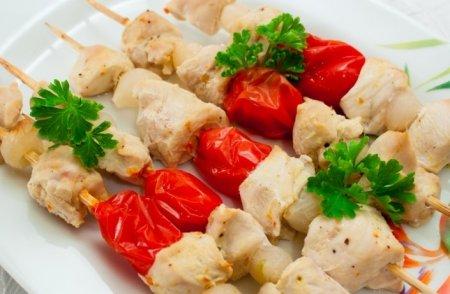 Рецепт Шашлычки «Домашние», маринованные в уксусе