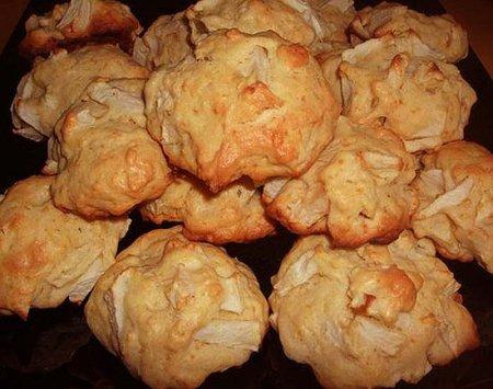 Рецепт Печенье с фруктами
