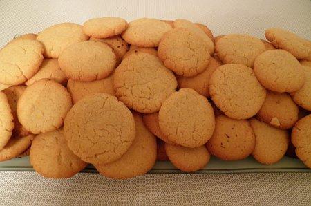 Рецепт Печенье на желтках