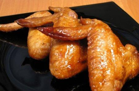Рецепт Куриные крылышки «Ароматные»