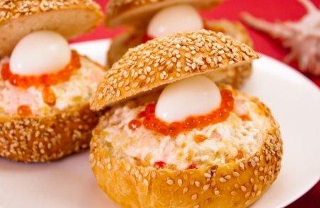 Рецепт Закуска «Морская раковина»