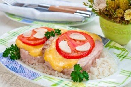 Рецепт Свинина «Гармошка»