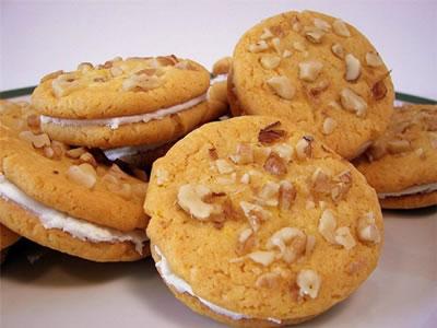 Рецепт Медовое домашнее печенье