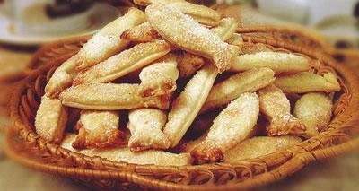 Рецепт Соленое печенье