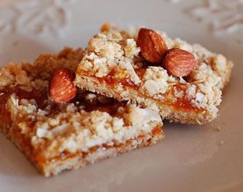 Рецепт Абрикосово-ореховое печенье